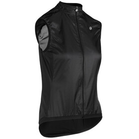 ASSOS UMA GT Windweste Sommer Damen black series